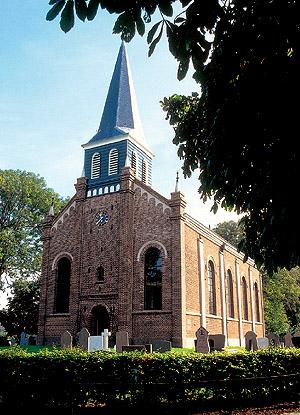 Tsjerkepaad 2013 - Kerk Wolsum