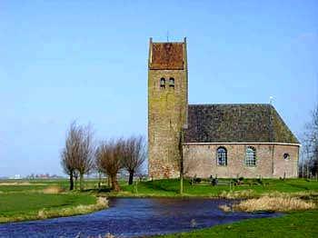 Tsjerkepaad 2013 - Kerk Westhem