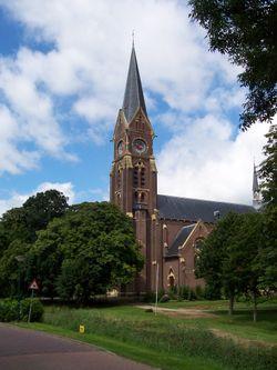 Tsjerkepaad 2013 - St Vituskerk